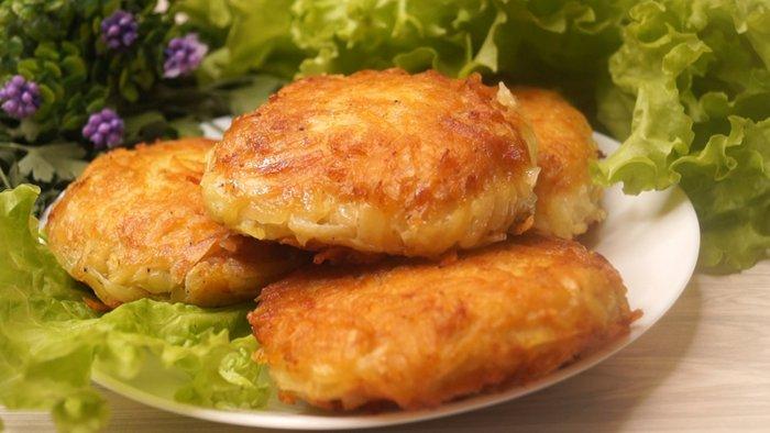 Рыбка в картофельном кляре