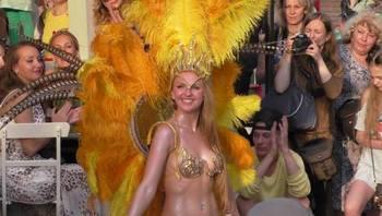В карнавале Рио-де-Жанейро примет участие россиянка (ФОТО)