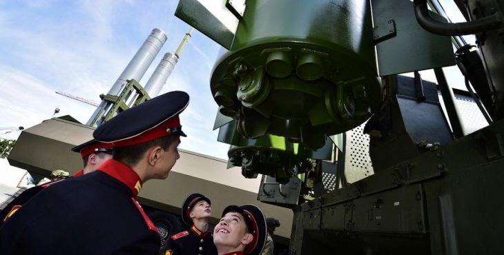 «Армия-2016» — выставка военной технике во Владивостоке (Фотоотчет)
