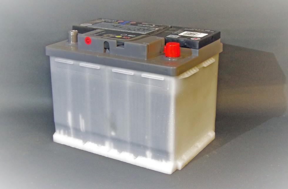 Просто добавь воды: как оживить мёртвый аккумулятор