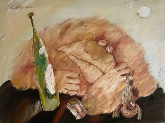 художник Валерий Хлебников картины – 18