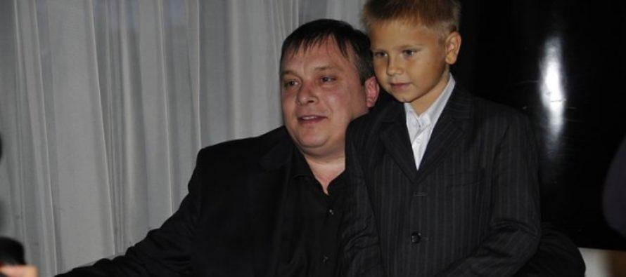 Андрей Разин хочет создать музей своего сына
