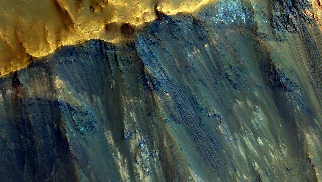 Ученые не исключают столкновение Земли с Марсом