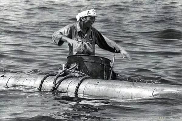 Подводные камикадзе - последняя надежда японского флота  0
