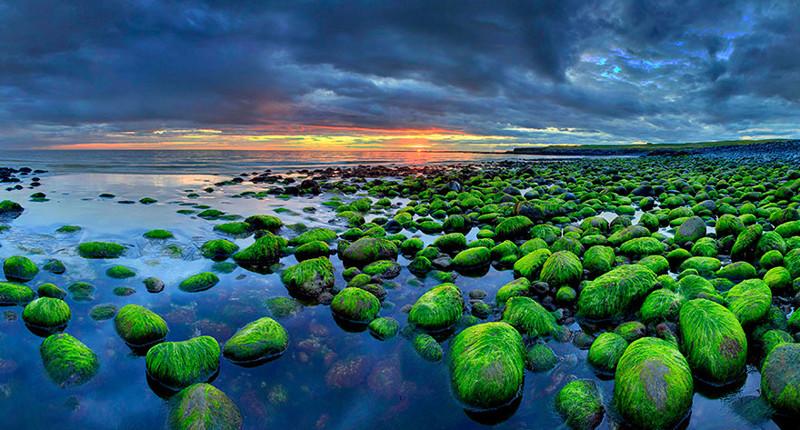 24. Полуостров Рейкьянес виды, исландия, красота, фото
