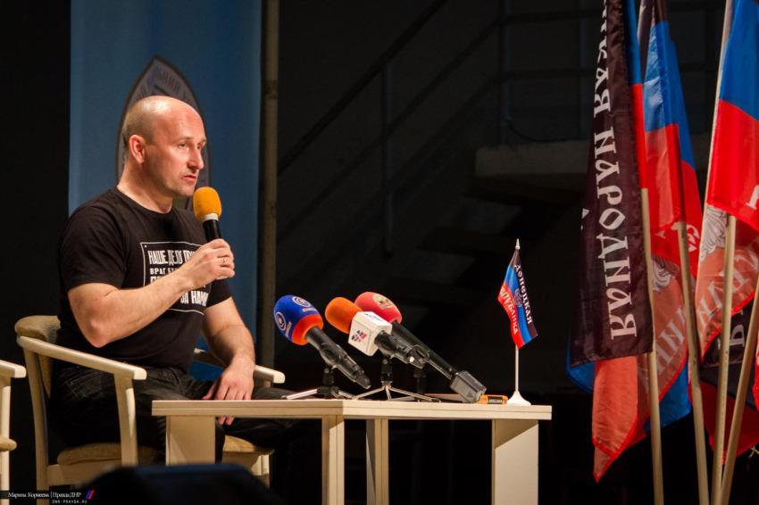На Донбассе находится передовая мировой геополитики – Стариков