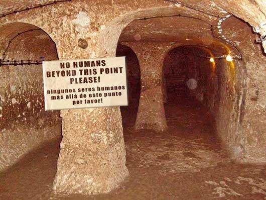 Древние цивилизации . Подземная цивилизация