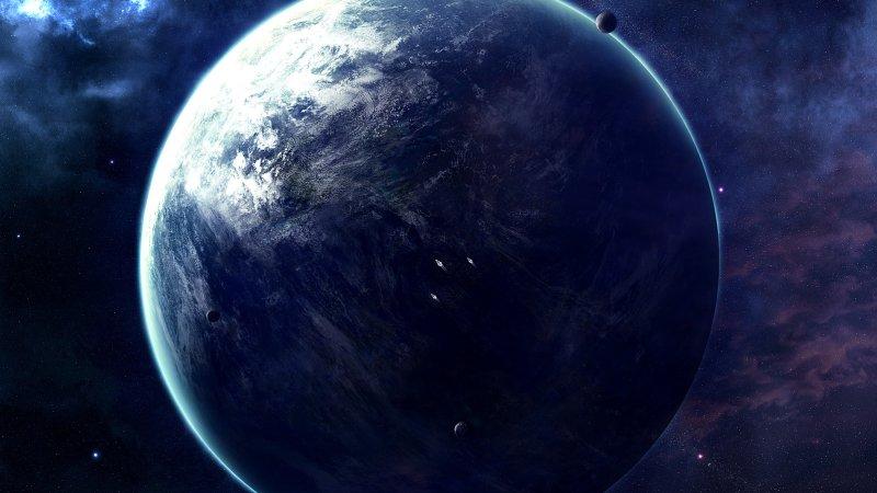 Ученые выяснили, сколько космического мусора болтается на орбите Земли