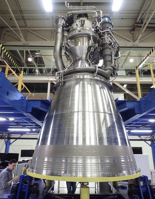 В США представили замену российским двигателям РД-180