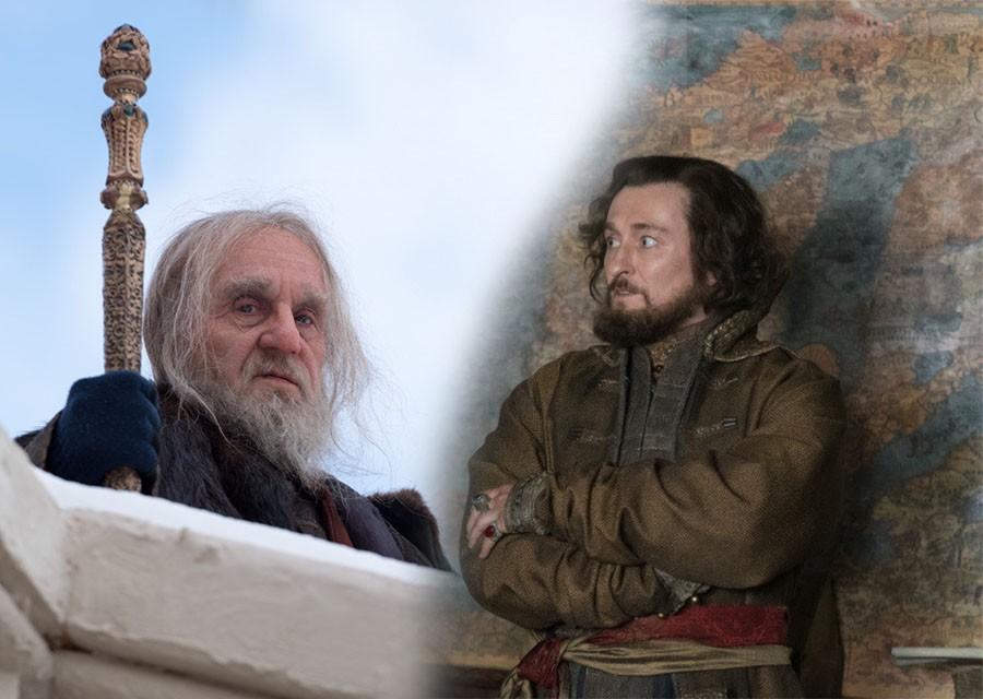 Кто играет в новом телесериале Ивана Грозного и Бориса Годунова — узнали?