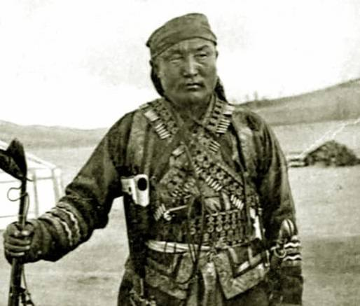 """Ликвидация """"монгольского бога"""" : операция ВЧК 1923г."""