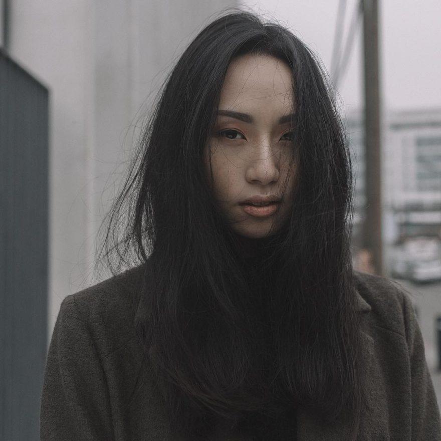 Великолепные женские портреты Кнаса Ванга