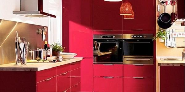 красная кухня-13