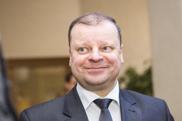 Литовский премьер обвинил президента России в«экономическом удушении»