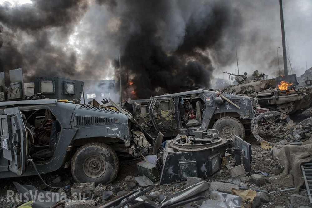 """""""Удар США по Сирии был отвле…"""