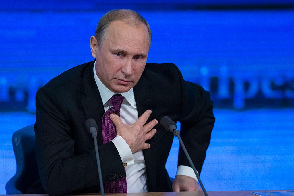 «Мы не собираемся изолироваться»: о чем говорил Путин на большой пресс-конференции