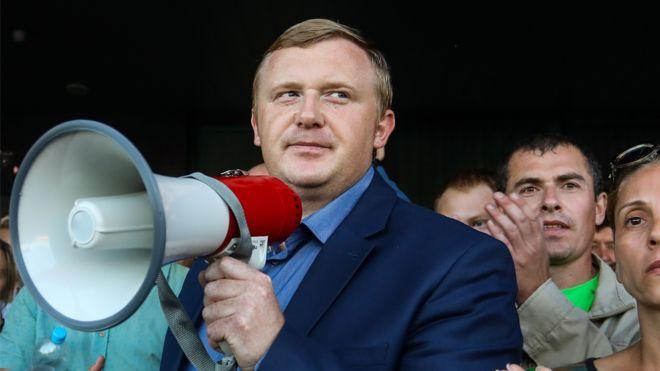 Хайп и показуха: стало известно, зачем Ищенко идет на выборы самовыдвиженцем