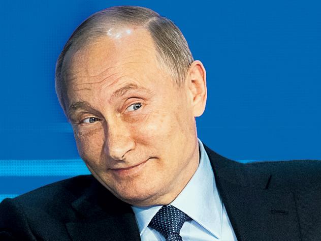 На Западе признали четвёртую победу Владимира Путина