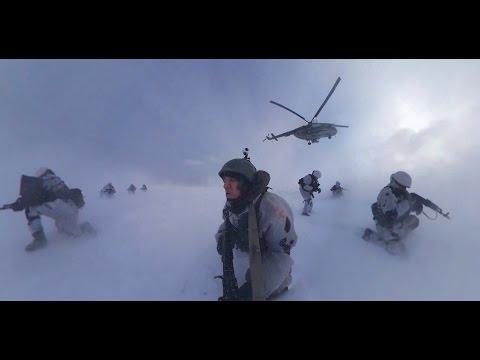 Военные учения 360°