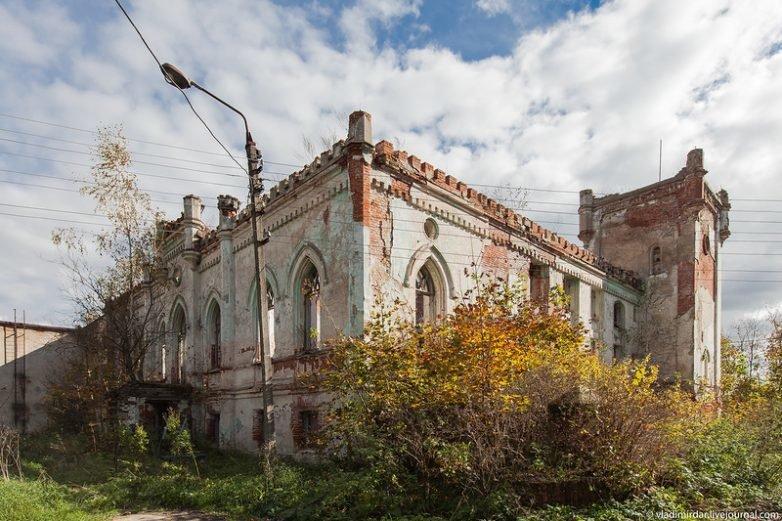 Усадьба Пасхалова архитектура, заброшенные усадьбы, имения, путешествия, россия, туризм