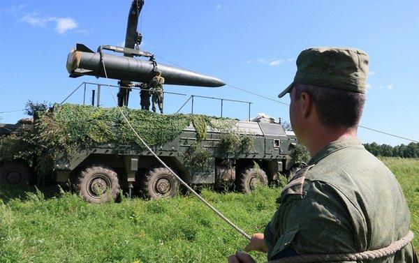 """Куба ответила на санкции США, разрешив России разместить """"Искандеры"""" и ракеты """"Сармат"""""""