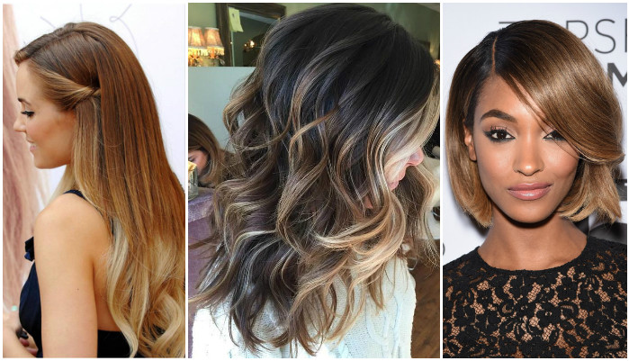 Модные тенденции окрашивания волос 2018 года