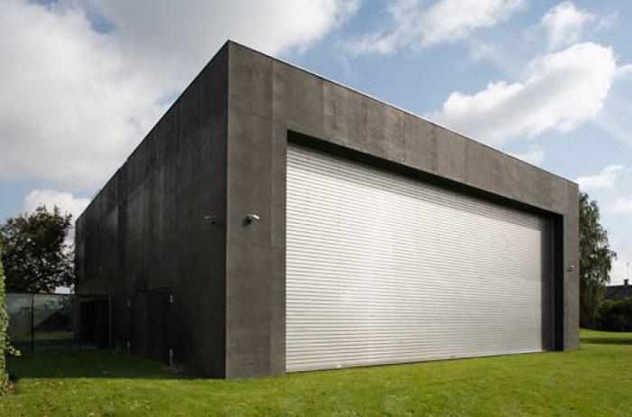 Архитекторский проект польской фирмы KWK Promes.