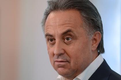 Мутко назвал призыв UKAD отстранить россиян от участия в ОИ-2018 удивительным