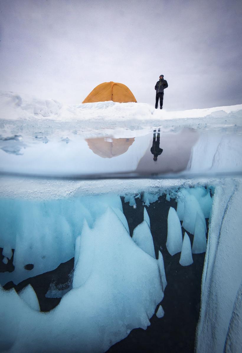 Когда селфи и не селфи: автопортреты от фотографа в самых волшебных местах планеты