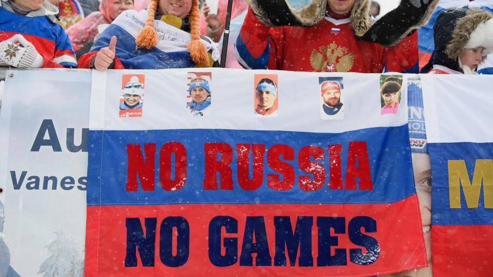 Рычаг Путина или почему МОК …