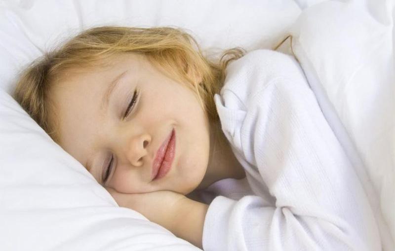 Во сколько дети ложатся спать