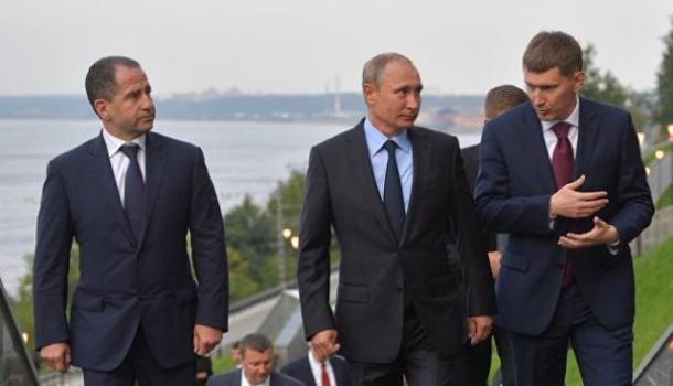Путин заинтересовался идеей подключения нефтяных скважин к интернету