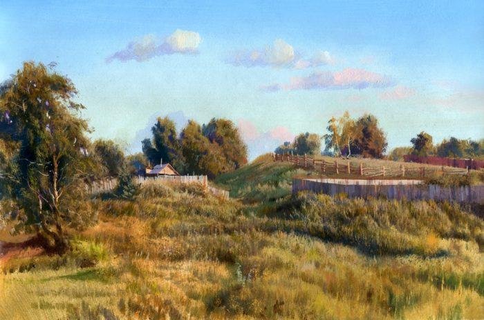 художник Григорий Лозинский картины - 06