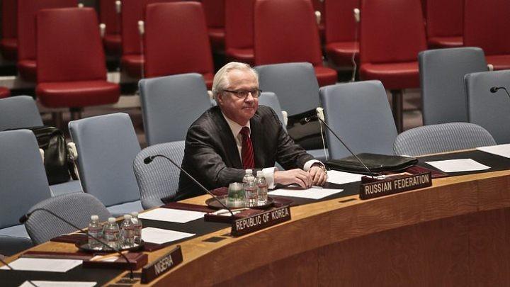 Донбасс: линия фронта проходит через ООН