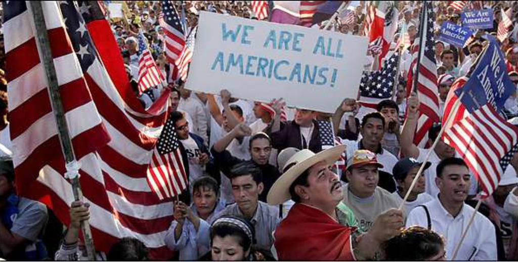 Дональд Трамп: США нужны иммигранты, способные улучшить американскую экономику