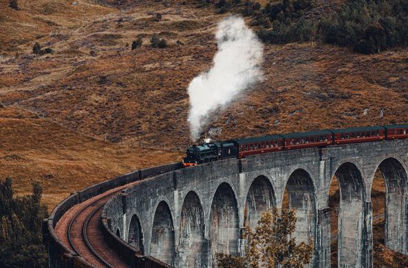 Названы страны Европы, где россияне любят ездить на поездах