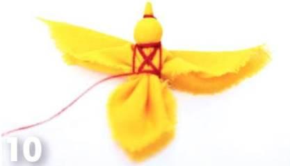 термобелье состоит народная кукла птица из ткани такие модели можно