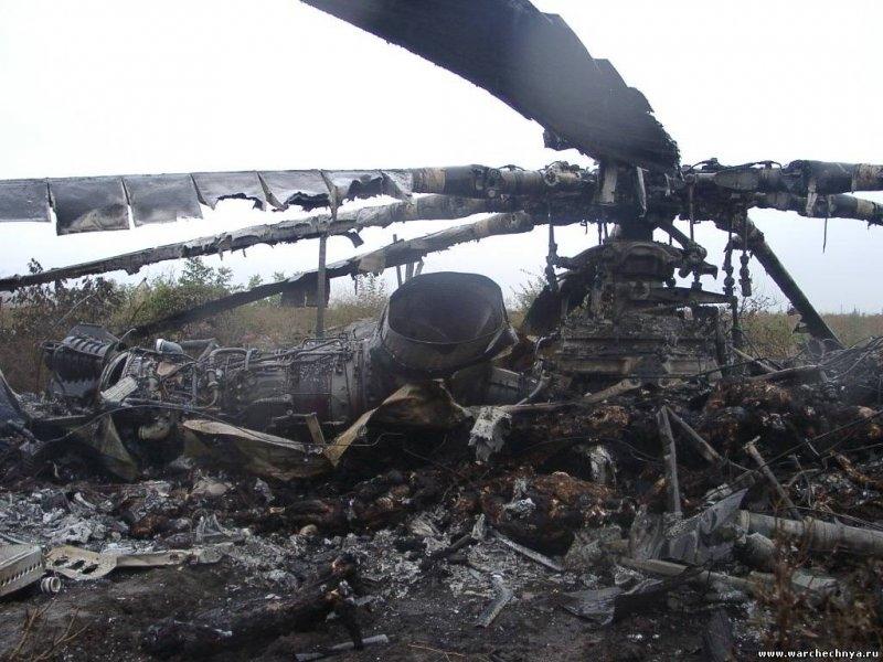 В ЛНР заподозрили, что жертвой крушения вертолета ВСУ мог стать офицер, расследовавший хищения в Балаклее