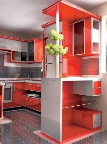 Интересные идеи экономии пространства и интерьеров: маленькая кухня, детская, ванная комната