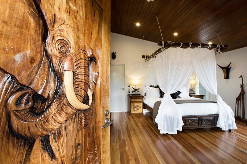Jamala Wildlife Lodge - необычный отель в зоопарке, Австралия. Фото