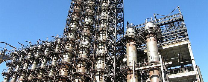 Завод взрывчатых смесей на Луганщине практически не охраняется, под угрозой поражения 287 тысяч человек