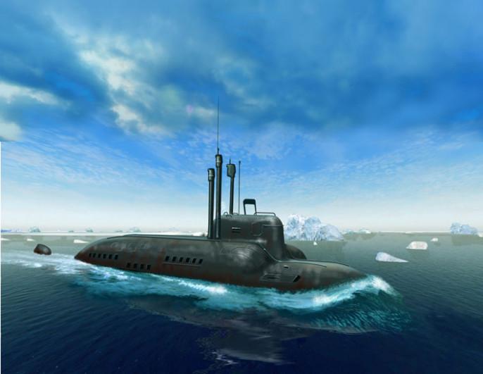 новейшие подводные лодки вмф россии