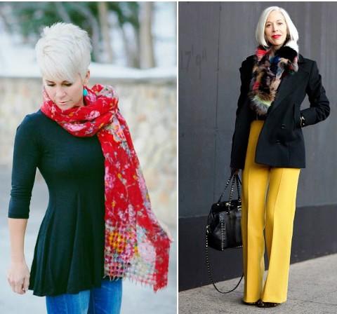 Как гармонично омолодить свой гардероб — 10 советов от стилистов для леди постарше