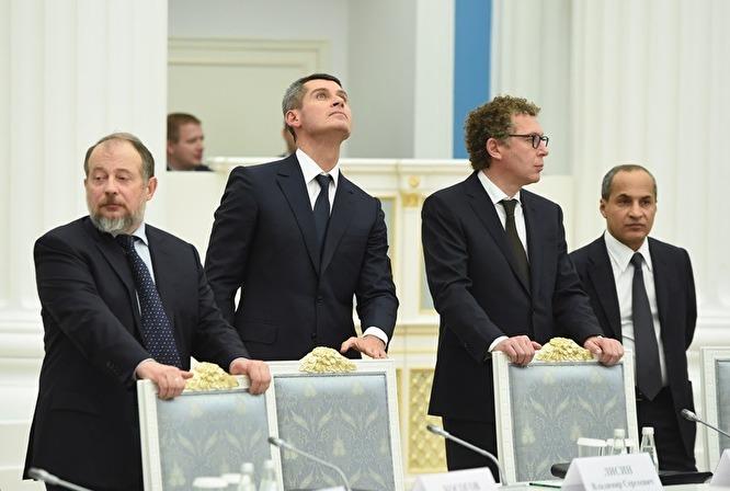 Путин наносит первый удар? Кто такие братья Магомедовы, задержанные в Москве. И при чем тут Медведев...