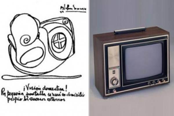 Безумный аргентинский художник рисовал картины, предсказавшие будущее