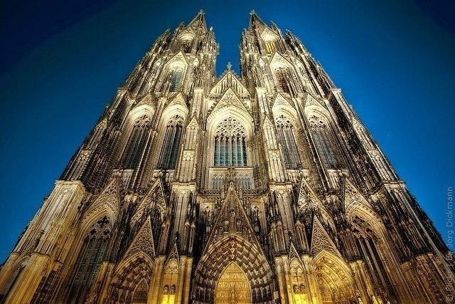 Кёльнский собор, Кёльн, Германия