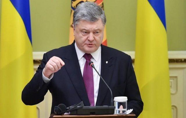 Порошенко назвал условия снятия блокировки с российских сайтов