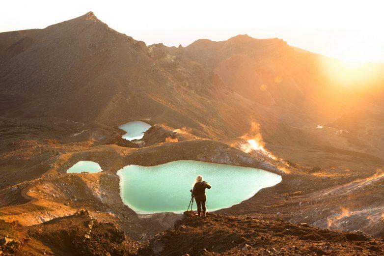 Сказочно красивая Новая Зеландия на фото