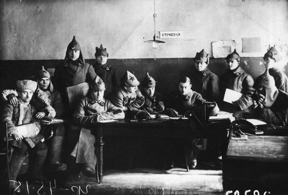 Настроение крестьян. Осень 1920 г.