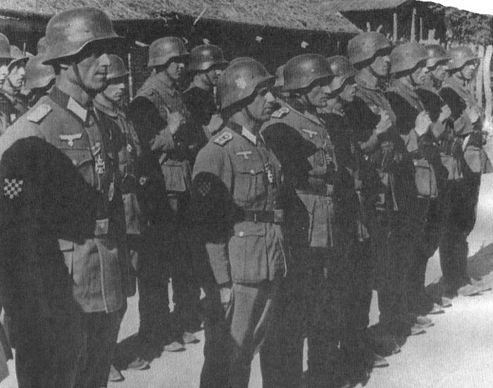 Хорваты на Восточном фронте: что случилось с ними под Сталинградом